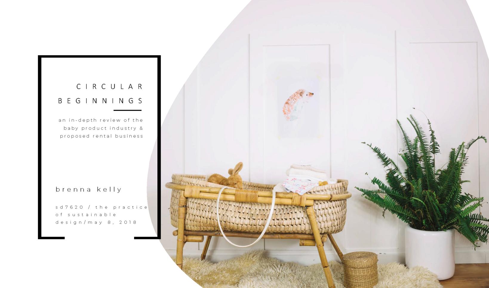 Sustainable Design Project Presentation ; Victoria Brennan